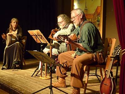 11. April 2018: Akustik Bühne Reinheim