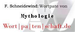 Wordpatenschaft für das Wort »MTHOLOGIE«