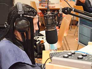 Interview Radio ANDUIN, 4. Okt. 2015, Tolkientag Hannover