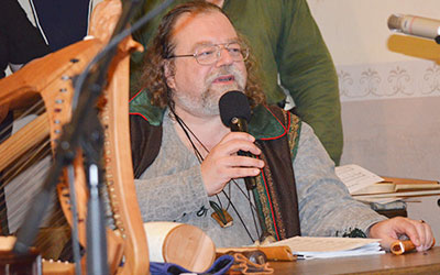 Musik-Workshop beim Tolkien Thing 2017